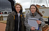 'One Year Later' Filming - Glenlee Sailing Ship - 28 April 2013