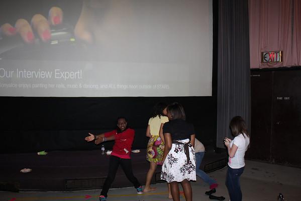 2012 Science Film STARS Red Carpet Night
