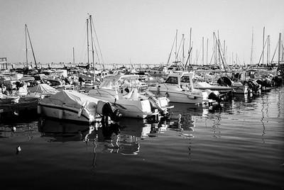 Benalmadena boats