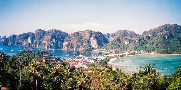 Phi Phi Viewpoint Pano