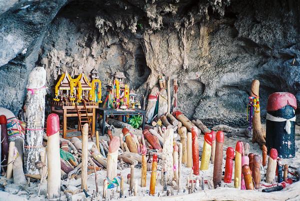 Princess Cave - Phra Nang Beach