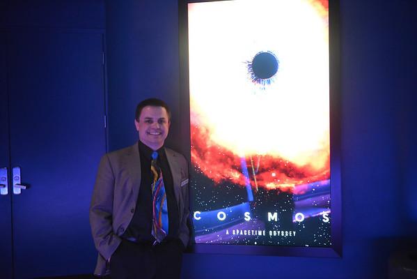 Cosmos Premiere 2014