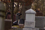 Zack Snyder (Director) at Smallville Cemetery