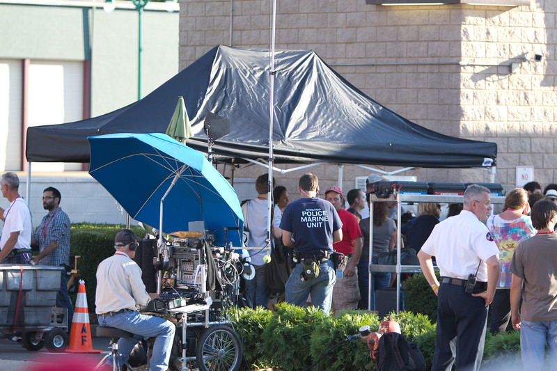 """Description: Smallville (Set) <br /> <br /> Media: Photo<br /> <br /> Copyright: Gregory Zonsius<br /> Attribution: To use or link to this media you must include """"Courtesy of <a href=""""mailto:greg@zoncom.com/"""">Gregory Zonsius</a> 