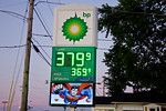 "Description: Plano, IL Gas Station welcoming Smallville filming. <br /> <br /> Media: Photo<br /> <br /> Copyright: Gregory Zonsius<br /> Attribution: To use or link to this media you must include ""Courtesy of <a href=""mailto:greg@zoncom.com/"">Gregory Zonsius</a> 