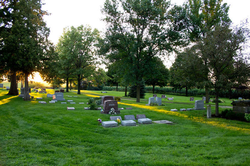 """Description: Smallville Cemetary (Set) <br /> <br /> Media: Photo<br /> <br /> Copyright: Gregory Zonsius<br /> Attribution: To use or link to this media you must include """"Courtesy of <a href=""""mailto:greg@zoncom.com/"""">Gregory Zonsius</a> 