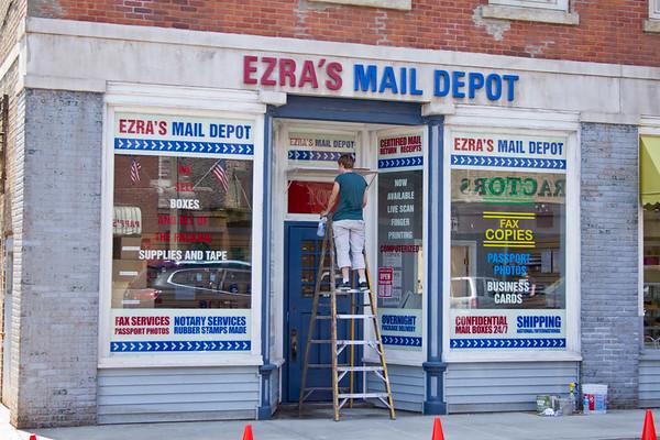 Ezra's Mail Depot