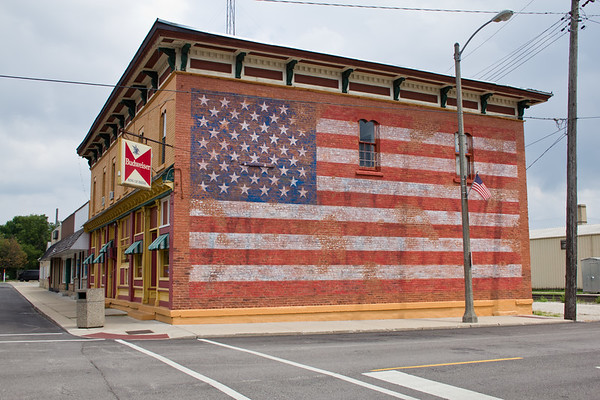 Flag Building