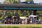 "Description: Smallville Highway Filming on Set <br /> <br /> Media: Photo<br /> <br /> Copyright: Gregory Zonsius<br /> Attribution: To use or link to this media you must include ""Courtesy of <a href=""mailto:greg@zoncom.com/"">Gregory Zonsius</a> 