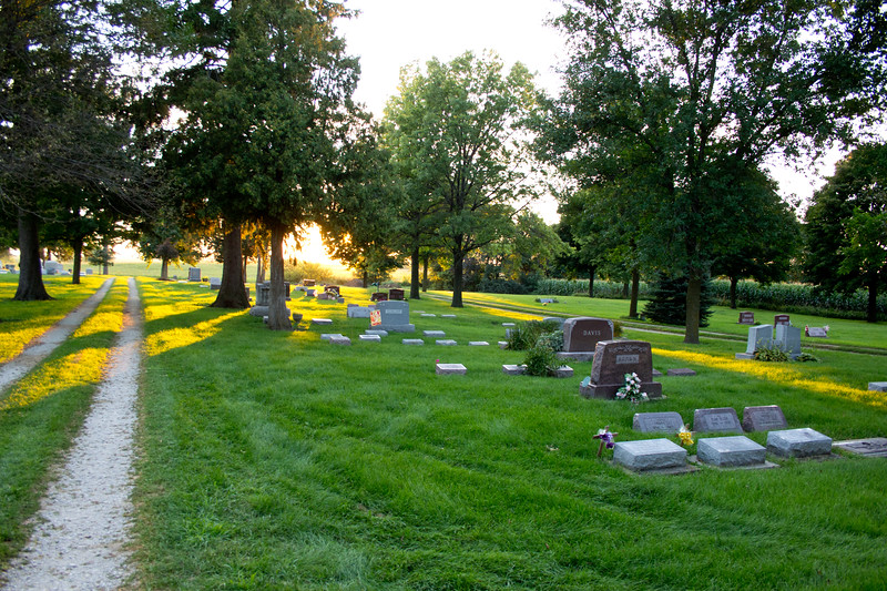 "Description: Smallville Cemetary (Set) <br /> <br /> Media: Photo<br /> <br /> Copyright: Gregory Zonsius<br /> Attribution: To use or link to this media you must include ""Courtesy of <a href=""mailto:greg@zoncom.com/"">Gregory Zonsius</a> 