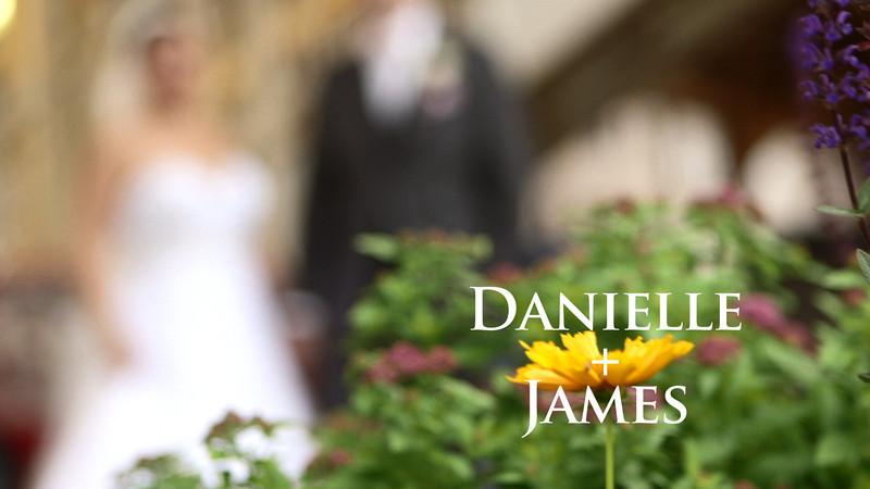 DANIELLE + JAMES