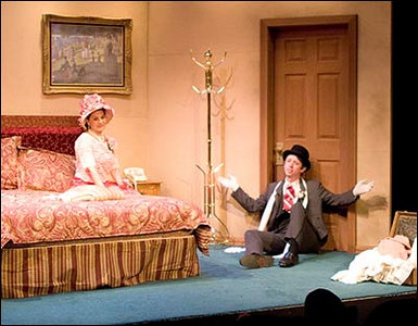 Neil Simon's Visitor from Forest Hills - Roy Hubley  Dir. Michelle Feron
