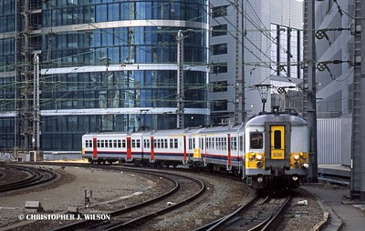 SNCB 636 Brussels Nord 070706