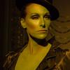 Julie Caitlin Brown in All About Evil, April 2, 2009