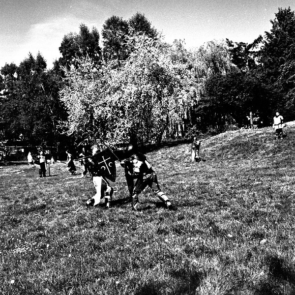 Society for Creative Anachronisms at Gas Works Park<br /> <br /> (May 2012)
