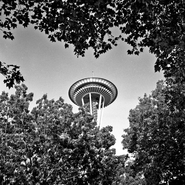 Seattle Center<br /> <br /> (May 2012)