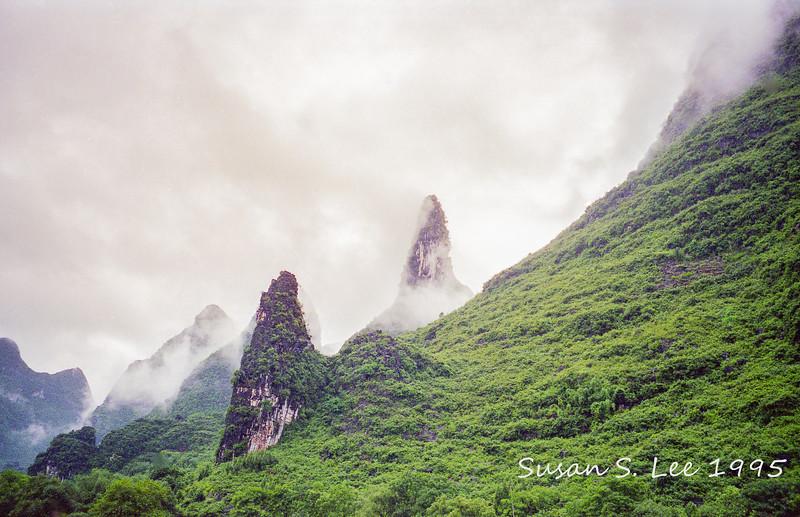 Karst Mountains