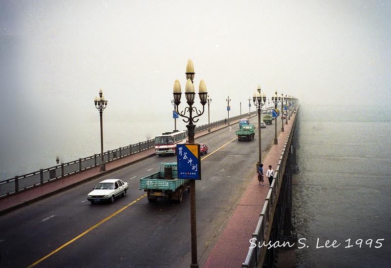 Yangtse River Bridge