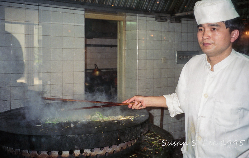Mongolian Hotpot Lunch