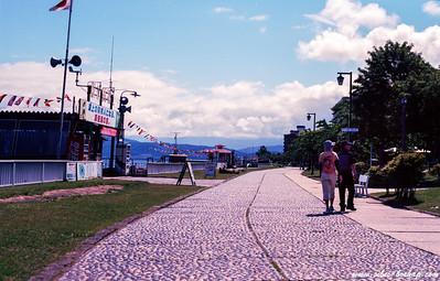 Ektar 100 - relaxing park