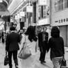 Fujifilm neopan pro 400 - more of Tanuki Koji