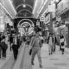 Fujifilm neopan pro 400 - Tanuki Koji at Sapporo
