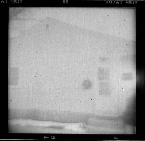 House next door.