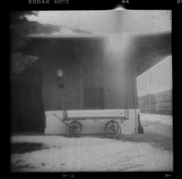 UP Depot, Laramie, WY