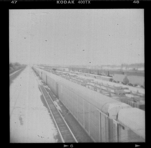 Railroad.  Laramie, WY