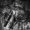 sluiceway, 2.8. Shot on Kodak T-Max 100 (120 Gelatin Silver)
