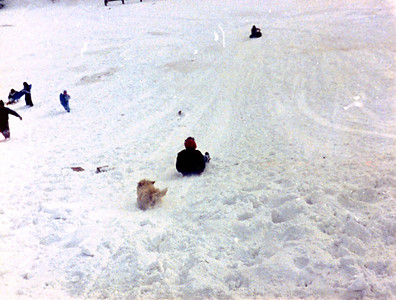 1987 12 05 - Sledding at Timberline Park 004