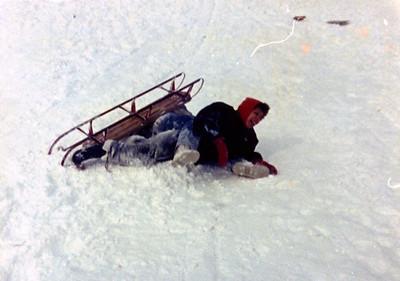 1987 12 05 - Sledding at Timberline Park 003