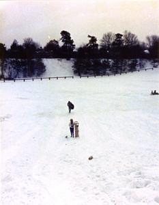 1987 12 05 - Sledding at Timberline Park 012