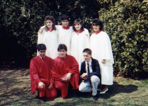 1987 06 - Dave and Tamara's confirmation 005