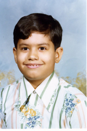 Here I am at 10 years old.