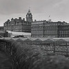 The Balmoral Hotel & Waverly Station (Kodak T-Max 100 Film)
