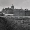 The Balmoral Hotel & Waverly Station (Kodak T-Max 100 Film)