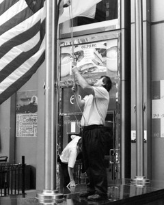 Nikon FA HP5 Pushed 1600