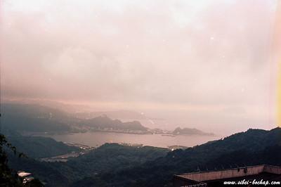 Portra 160 - view from jiu fen
