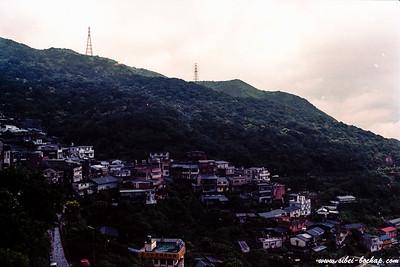 Portra 160 - Town of jiu fen