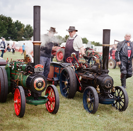 Cresswell Hall Ruins & Druridge Vintage Cars, August 2017