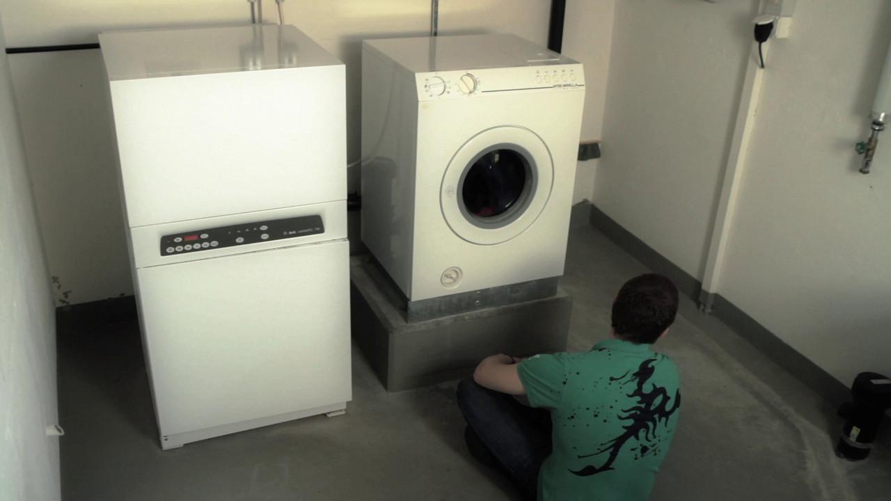 Neulich in meiner Waschküche 1:08