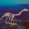 Amesthyst Dinosaur