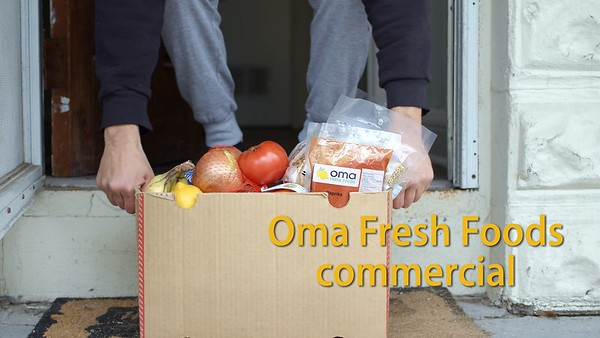 Oma Fresh Foods commercial
