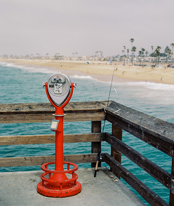 Gone Fishing, Newport Beach