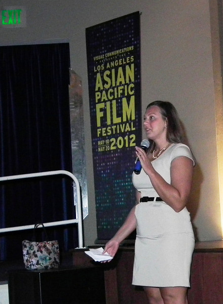 VC LA Asian Pacific FilmFestival 2012 - May 18 - Friday Long Beach ART