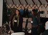 Cine-Yurt at Wellspring Spa is the coolest venue on the fest circuit. Here filmmaker/Director Dmae Roberts talks about her film with Sarah Whittaker.
