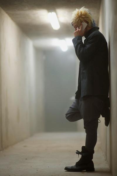 "Jordan Sifu Kolar on set of ""Dreams Don't Sleep"" by Soundami."