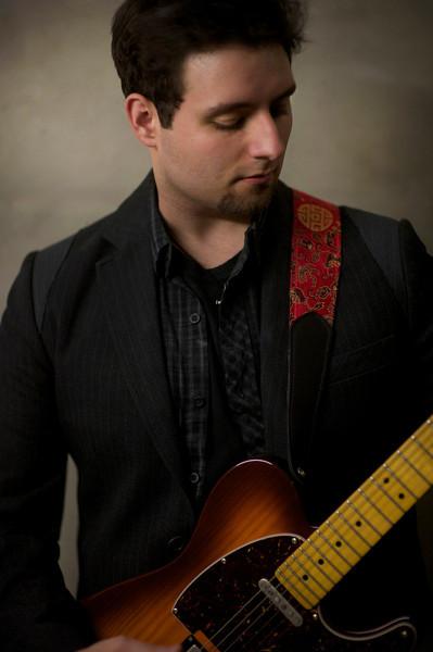 Instrumentalist for Soundami, Eddie Van Haddad.
