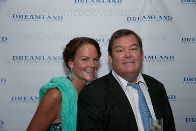 Nantucket Dreamland Gala 2 featuring Sharon Stone and Bill Belichick, July 11, 2014